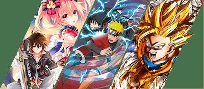 Anime Jeux