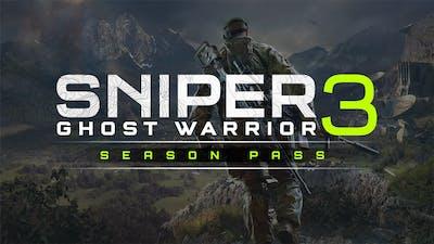 Sniper 3 Ghost Warrior | Season Pass