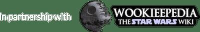 In partnership with Wookiepedia