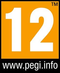 PEGI-Bewertung von 12