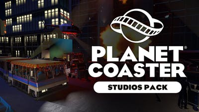 Planet Coaster - Studios Pack - DLC
