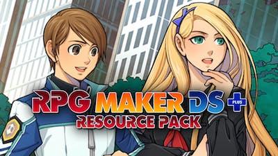 RPG Maker VX Ace: DS+ Resource Pack DLC