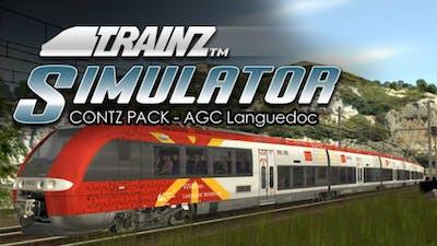 Trainz Simulator DLC: SNCF - AGC Languedoc DLC