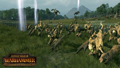 Total War: WARHAMMER - Realm of The Wood Elves DLC | PC