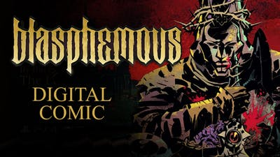 Blasphemous - Digital Comic - DLC