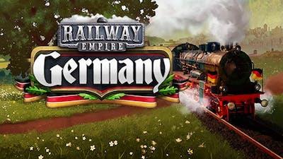 Railway Empire - Germany - DLC