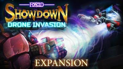 FORCED SHOWDOWN - Drone Invasion DLC