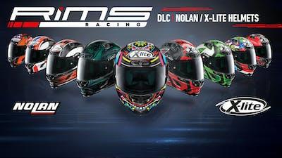 RiMS Racing - 8X Nolan X-lite Helmets - DLC