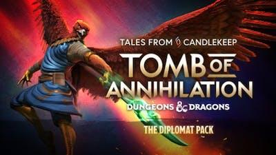 Tales from Candlekeep - Asharra's Diplomat Pack DLC
