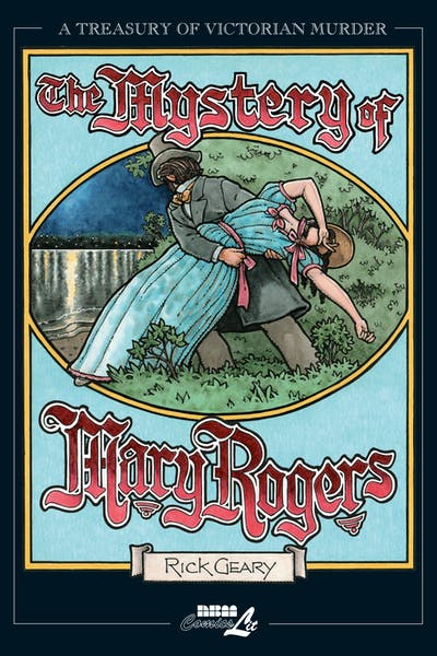 The Mystery of Mary Rogers Vol 5