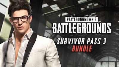 PUBG: Survivor Pass 3 Bundle | Steam Game Bundle | Fanatical