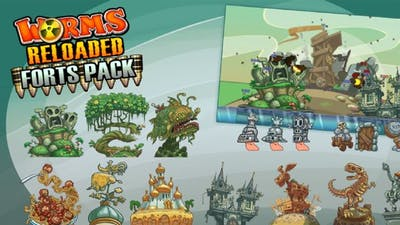 Worms Reloaded: Forts Pack DLC