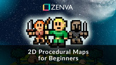 2D Procedural Maps for Beginners