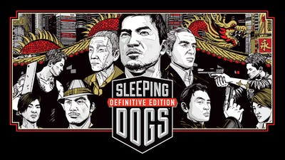 Sleeping Dogs: Definitive Edition for PC Digital
