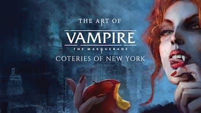 Vampire: The Masquerade - Coteries of New York Artbook - DLC