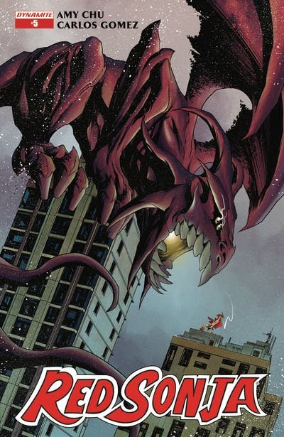 Red Sonja (Vol. 4) #5