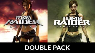 Tomb Raider Legend + Underworld Pack