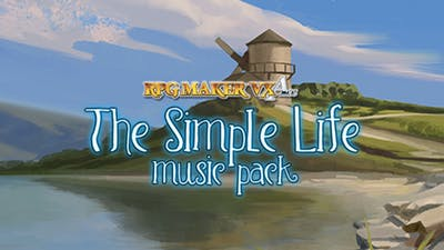 RPG Maker VX Ace: The Simple Life Music Pack DLC
