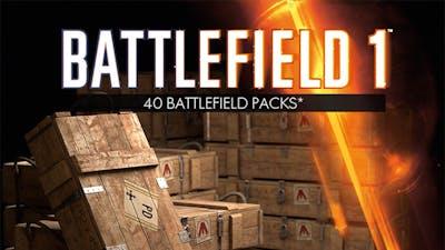 Battlefield 1 - Battlepack X 40