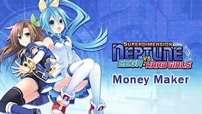 Superdimension Neptune VS Sega Hard Girls - Money Maker DLC