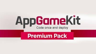 App Game Kit - Premium Pack