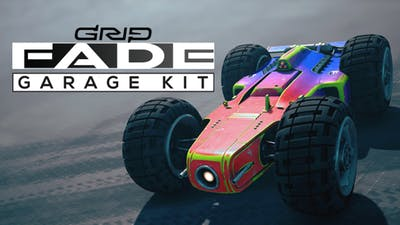 GRIP: Combat Racing - Fade Garage Kit - DLC
