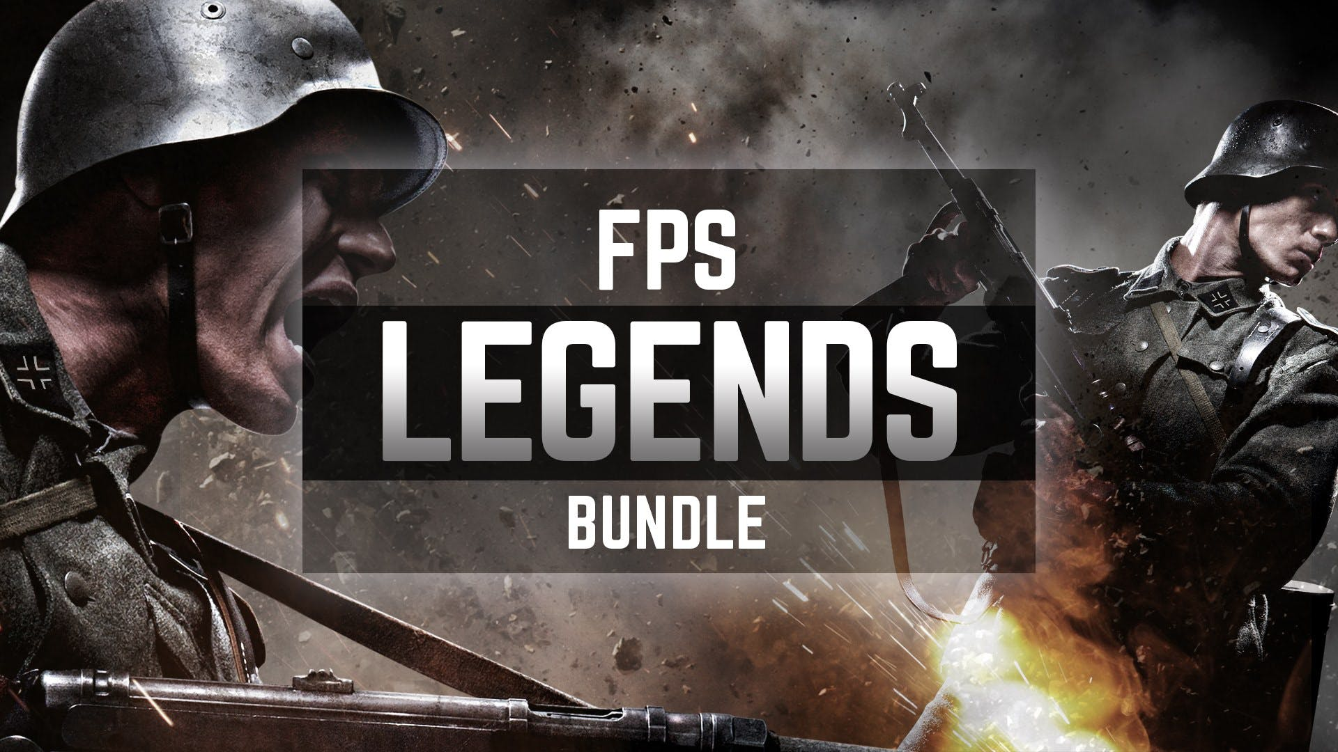 Fanatical FPS Legends Bundle