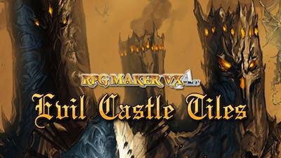RPG Maker VX Ace: Evil Castle Tiles Pack DLC