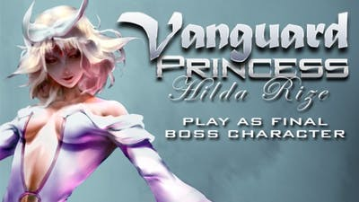 Vanguard Princess Hilda Rize DLC