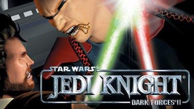 STAR WARS Jedi Knight - Dark Forces II