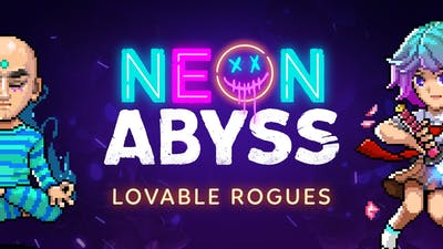 Neon Abyss - Loveable Rogues Pack