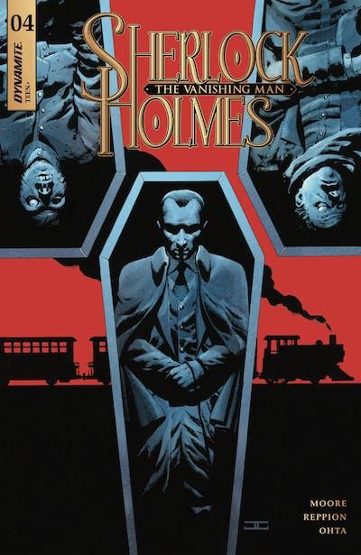 Sherlock Holmes The Vanishing Man #4