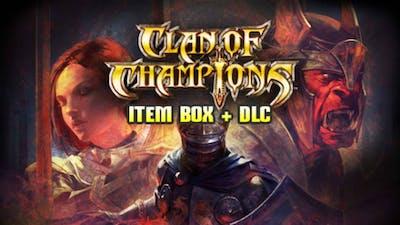 Clan of Champions - Item Box + DLC