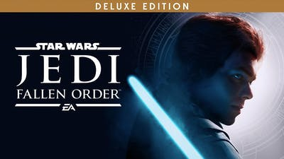 STAR WARS JEDI FALLEN ORDER - DELUXE EDITION