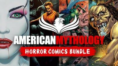 American Mythology Horror Comics Bundle