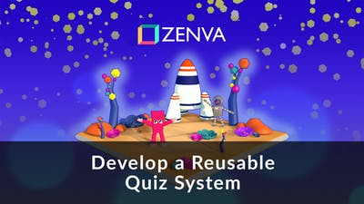 Develop a Reusable Quiz System