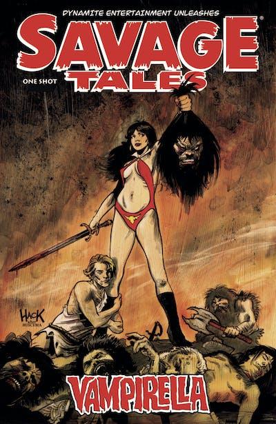 Savage Tales of Vampirella