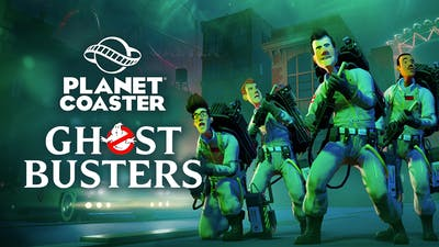 Planet Coaster: Ghostbusters - DLC