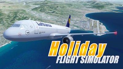 Urlaubsflug Simulator – Holiday Flight Simulator