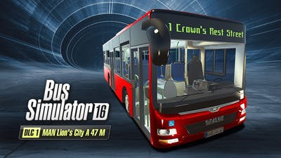 Bus Simulator 16 - MAN Lion's City A 47 M DLC