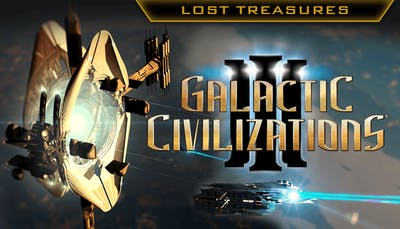 Galactic Civilizations III - Lost Treasures DLC