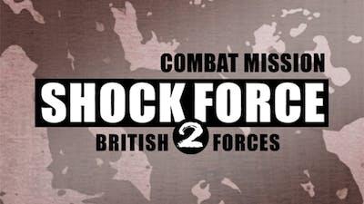 Combat Mission Shock Force 2: British Forces - DLC