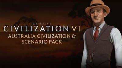 Civilization VI - Australia Civilization & Scenario Pack DLC