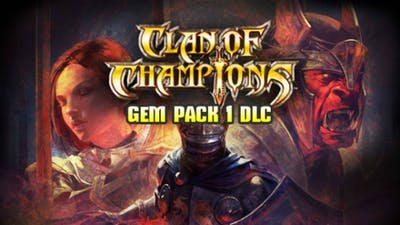 Clan of Champions - Gem Pack 1 DLC