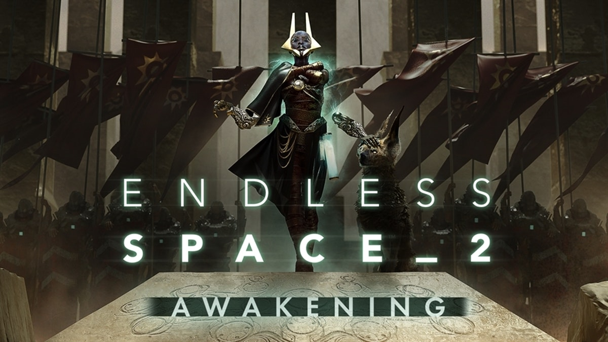 Endless Space 2 - Awakening | Mac PC Steam Game | Fanatical
