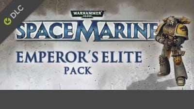 Warhammer 40,000: Space Marine - Emperor's Elite Pack DLC