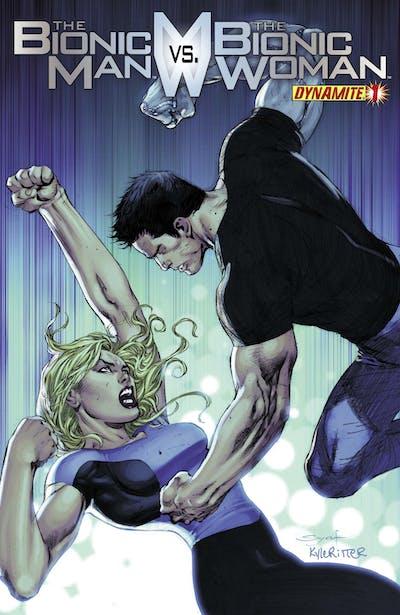 The Bionic Man vs The Bionic Woman #1