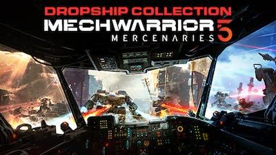 MechWarrior 5: Mercenaries - Dropship Edition