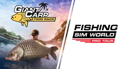 Fishing Sim World: Pro Tour - Giant Carp Pack - DLC