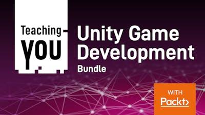 Unity Game Development Bundle | eBook Bundle | Fanatical